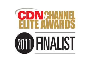 CDN Channel Elite Awards 2011 Finalist