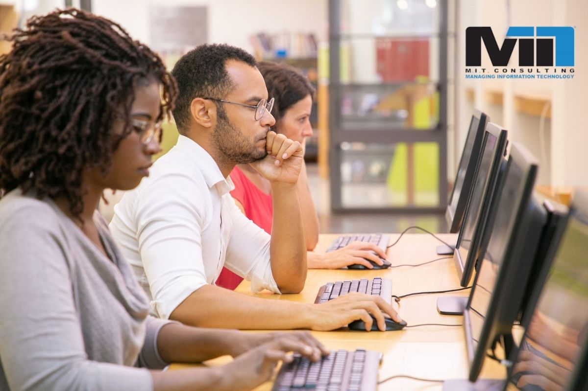 IT support for educational institutions